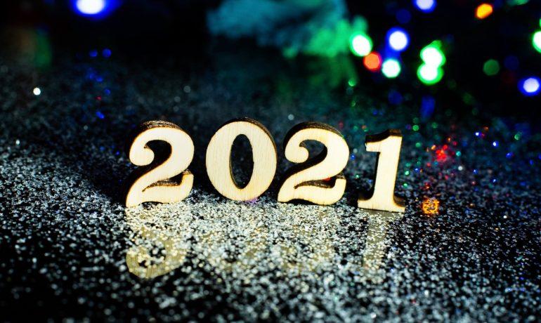 2021 Checklist