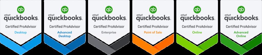 MBAFAS Certified QuickBooks ProAdvisors