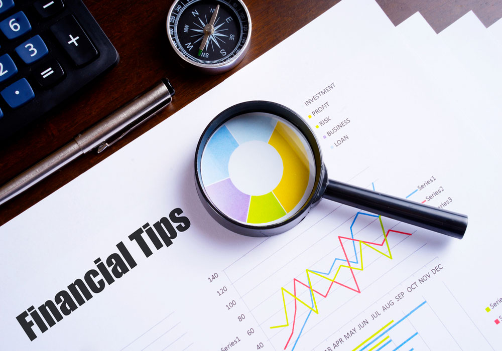 Top 7 Financial Tips For Your Business