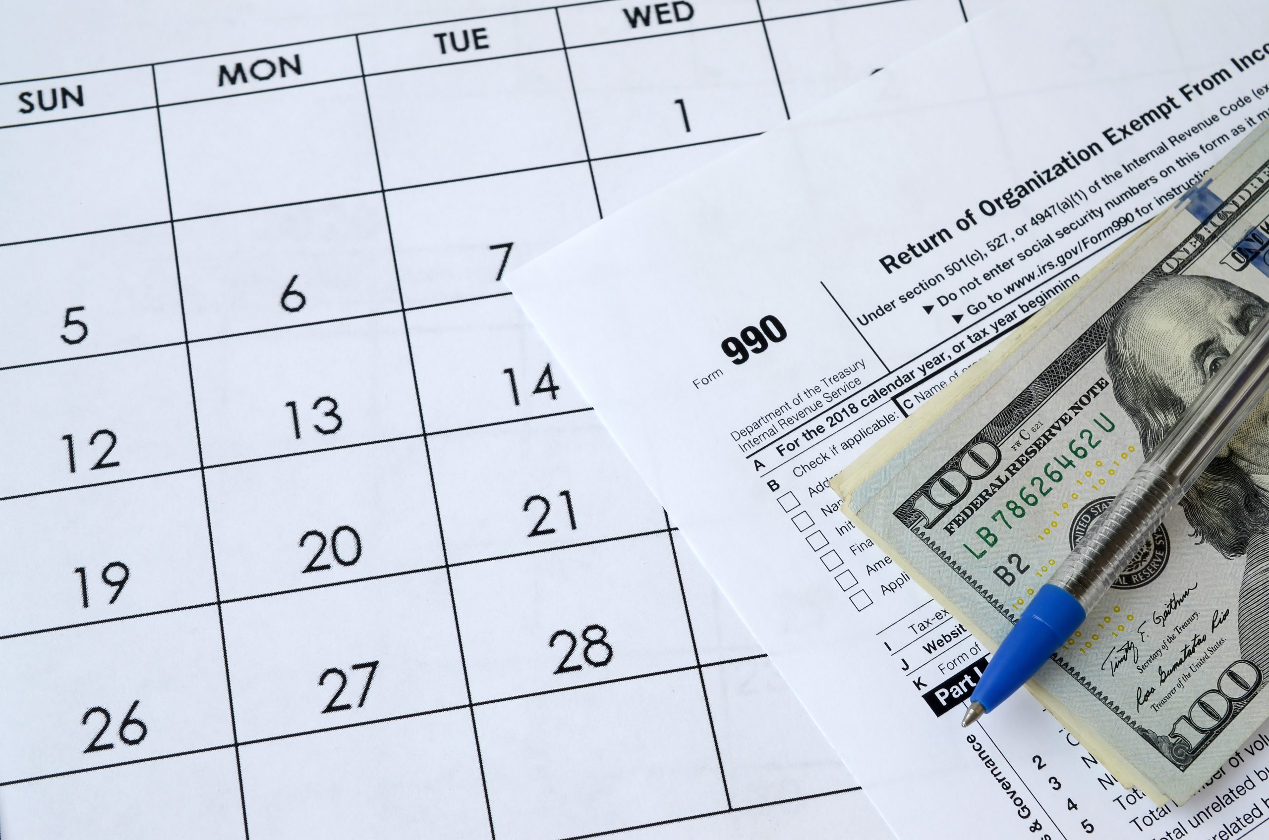 Bookkeeping and Tax Preparation