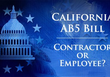 Gig Worker Bill in California May Turn Independent Contractors into Employees