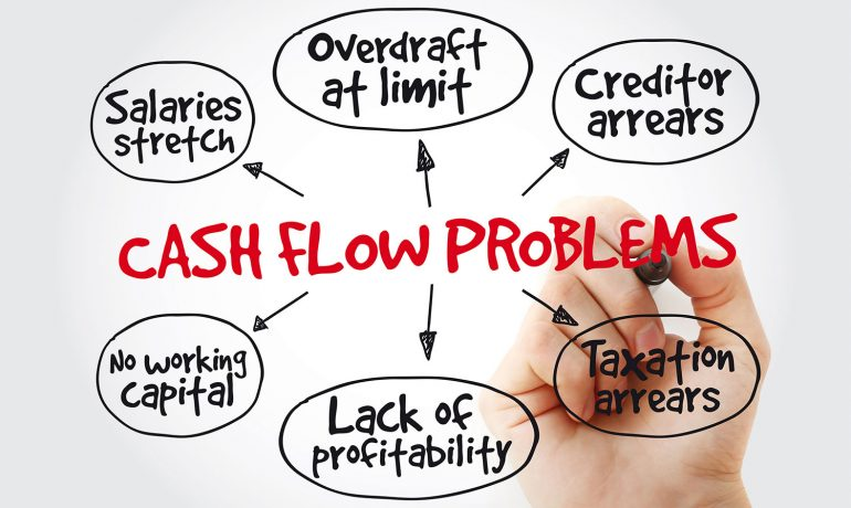 Business Survival Depends on Cash Flow Management