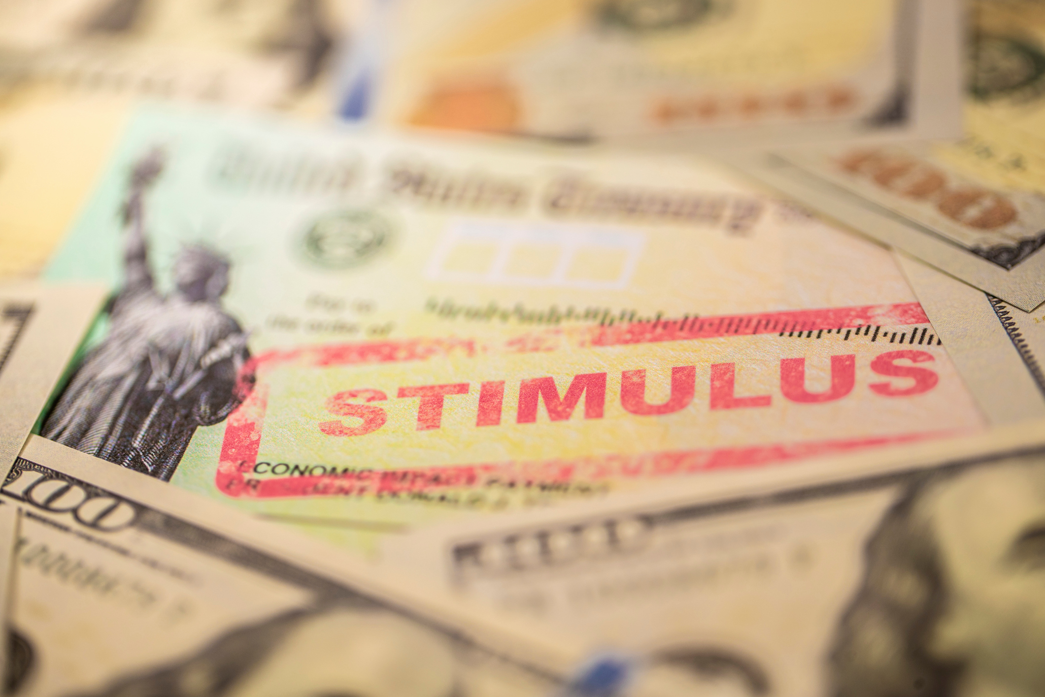 Receive Your Stimulus Check Yet?