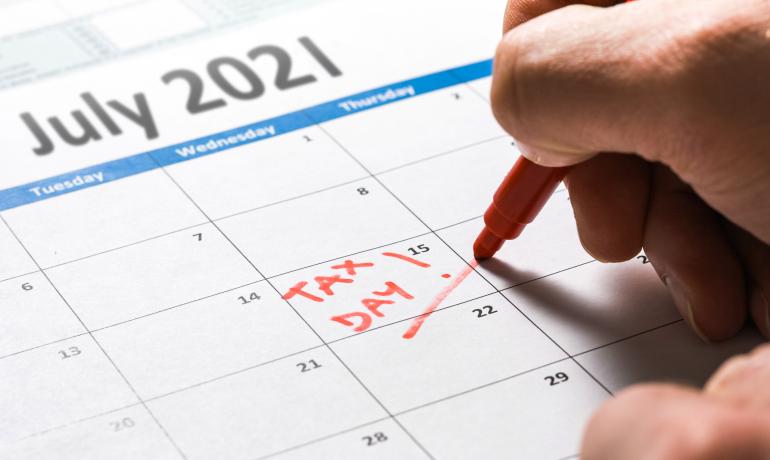 Tax Deadline Delayed?